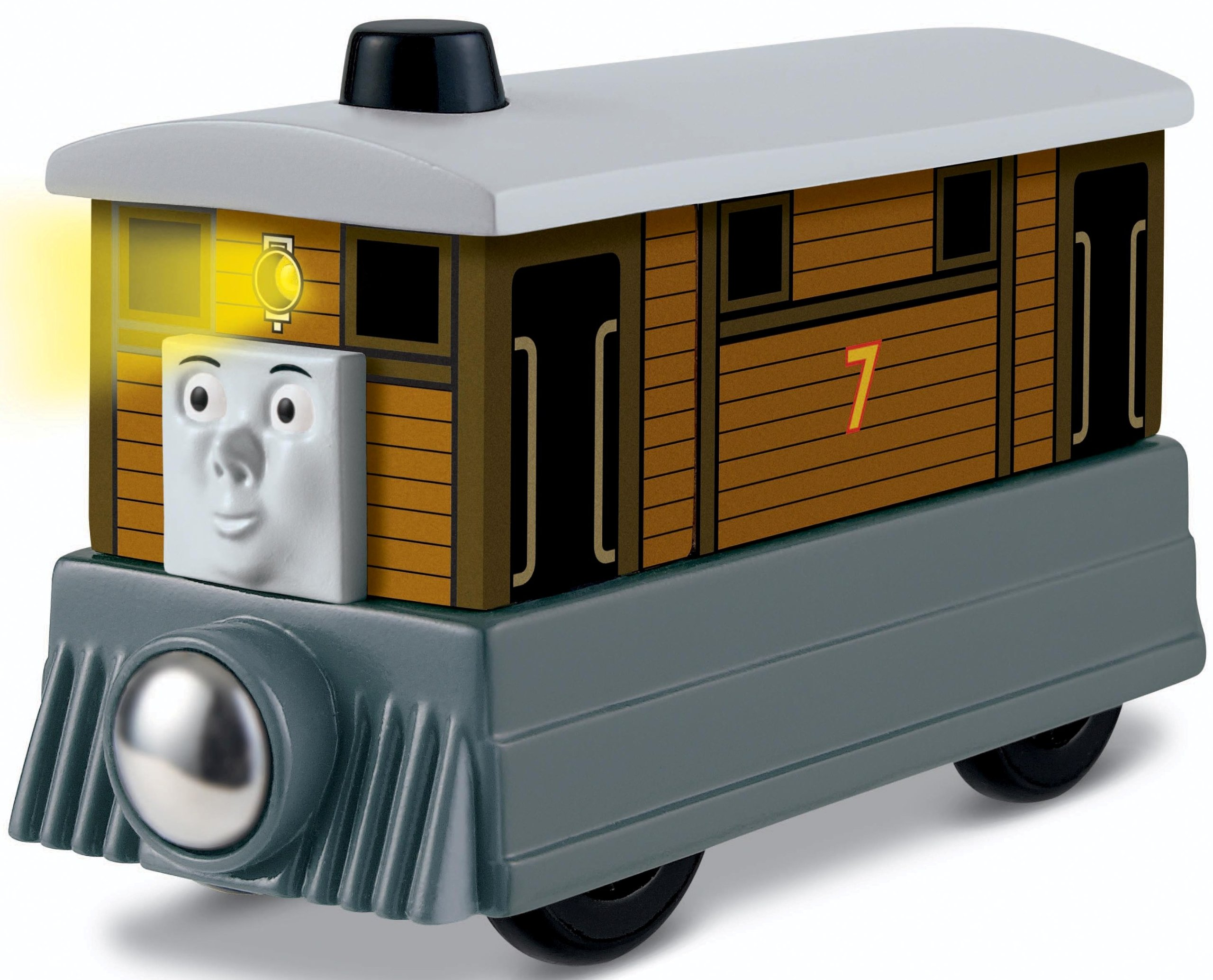 Fisher-Price Thomas & Friends Wooden Railway, Talking Toby