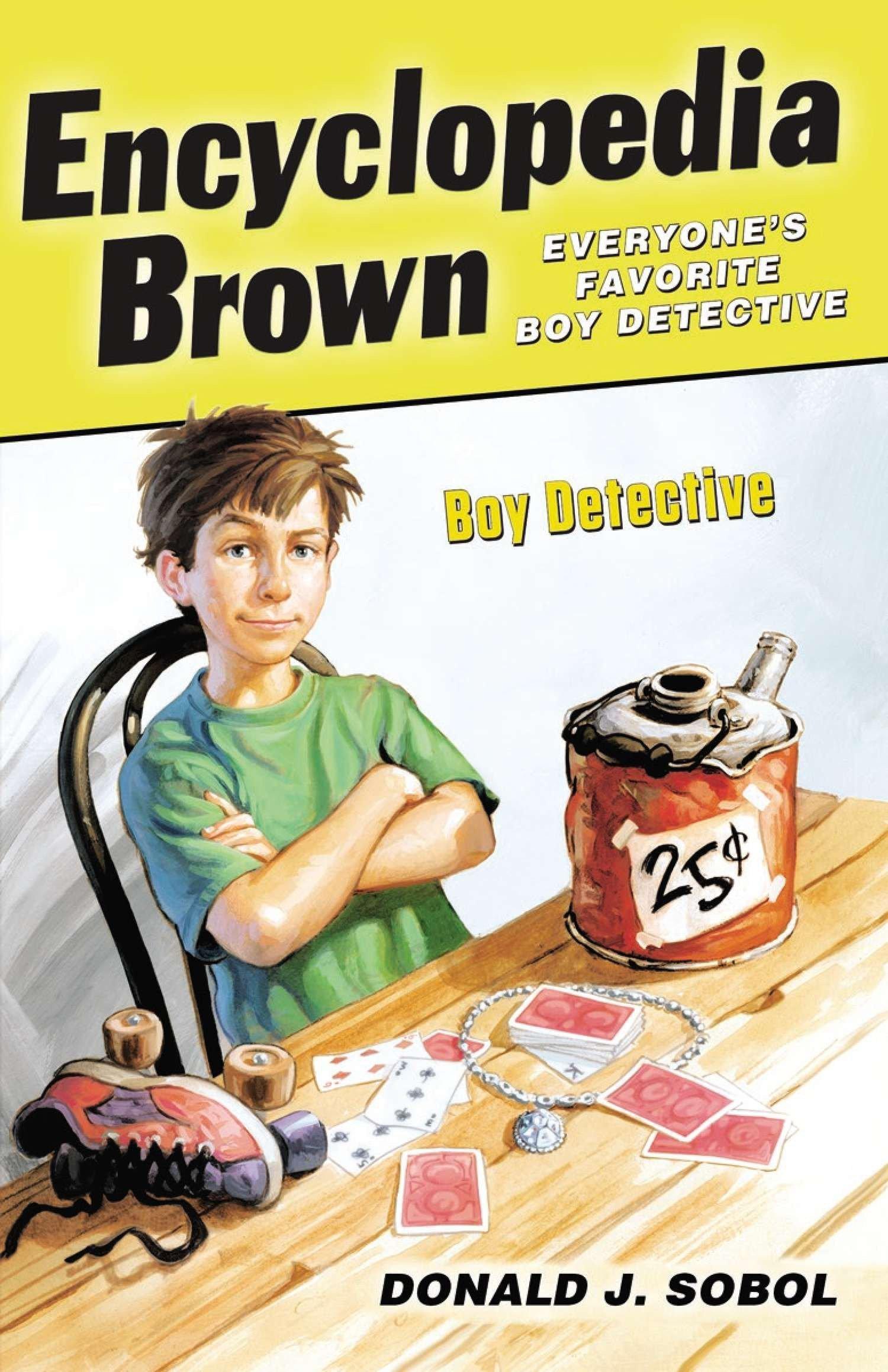 Download Encyclopedia Brown, Boy Detective PDF