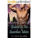 Human Omega: Babied by His Guardian Mates (Pykh Book 3)