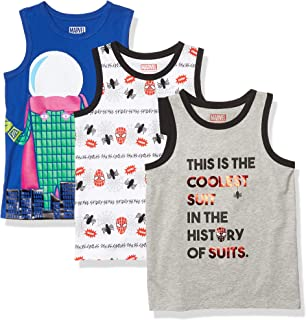 Spotted Zebra Boys Toddler /& Kids Active Tank and Shorts Set Brand