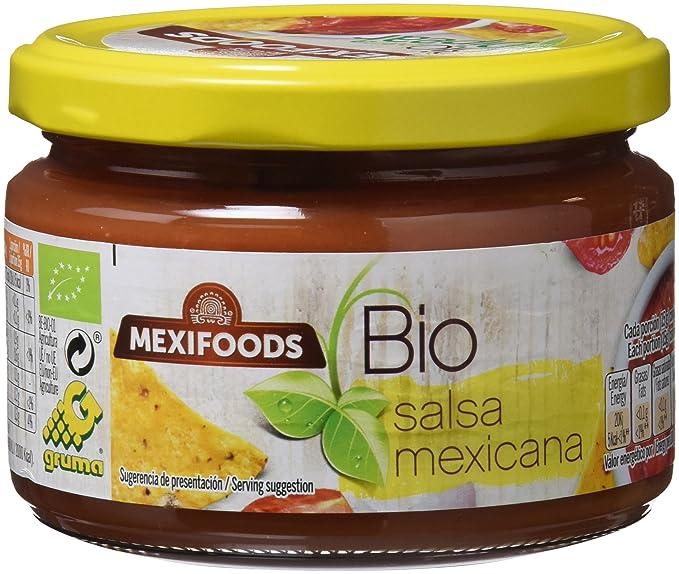 Mexifoods Salsa - 6 Paquetes de 260 gr - Total: 1560 gr