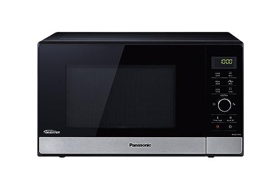 Panasonic NN-SD28HSGTG Encimera Solo - Microondas (Encimera, Solo ...