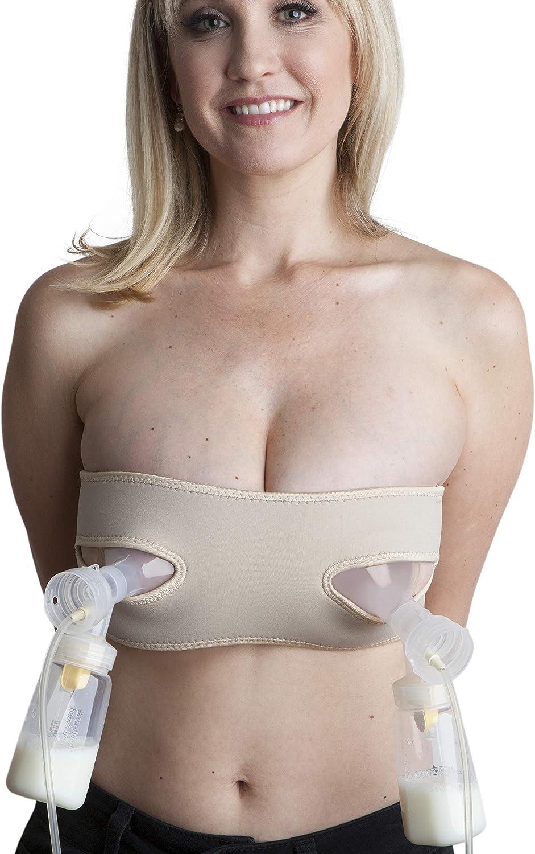 Hands Free Breastpump Pumping Bra Pump Strap One Size - XS - XL - XXL Plus