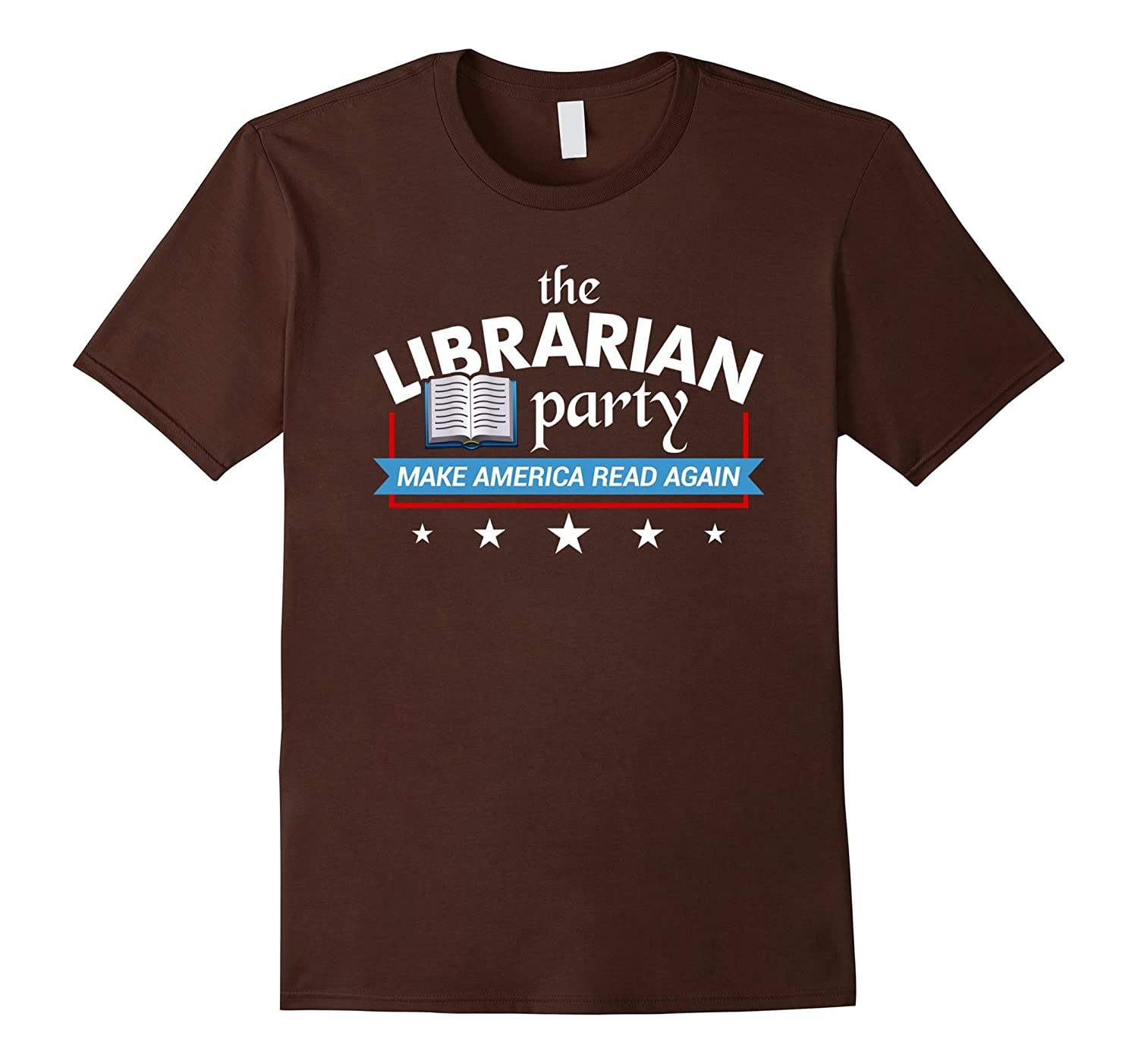 The Librarian Party Make America Read Again T-Shirt