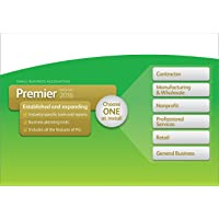 Quickbooks Premier 2016 Accounting Software