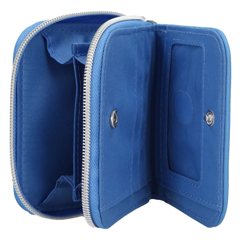 Portemonnaie TROPICAL blau 10425 TopModel Geldbörse