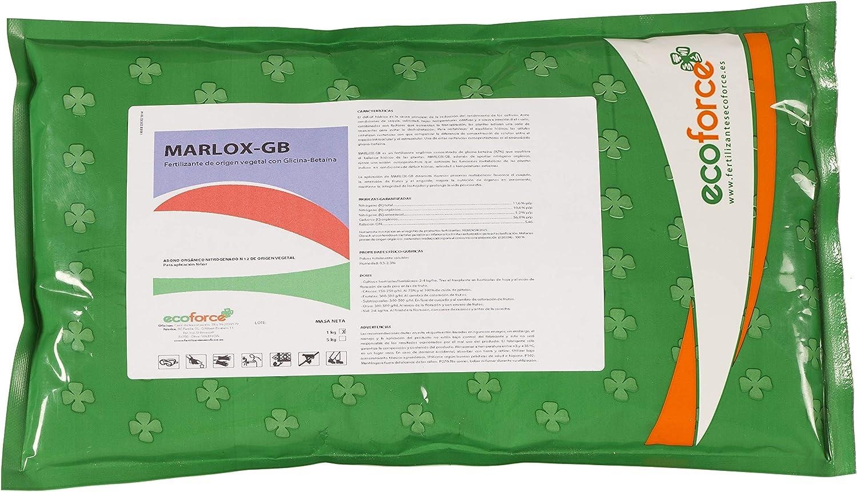 CULTIVERS Marlox-GB de 1 kg. Fertilizante - Abono de Glicina ...