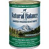 Natural Balance Limited Ingredient Diets Wet Dog Food