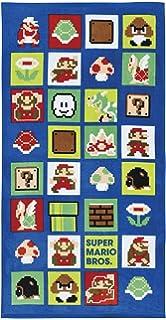 Super Mario bath towel/square pop ninteno