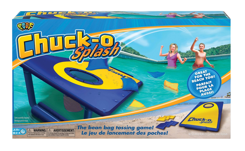 POOF Pool Toys Chuck-O Splash 0X0873