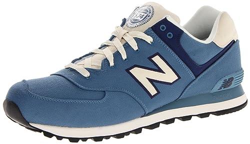 new balance hombre azul claro