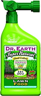 product image for Dr. Earth 100531519 Super Natural Liquid Lawn Ready to Spray 32oz Fertilizer, White
