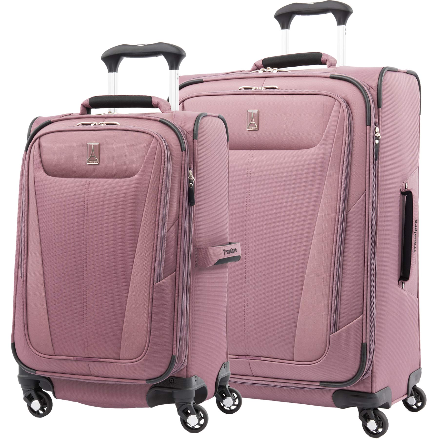Travelpro 2-Piece Set(21'',25''), Dusty Rose by Travelpro