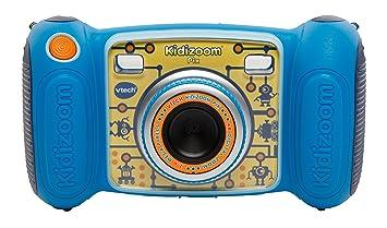 Amazon.es: VTech Kidizoom Pix Bleu - electrónica para niños (3 año(s), 10 año(s), AA, 71 mm, 203 mm, 241 mm)