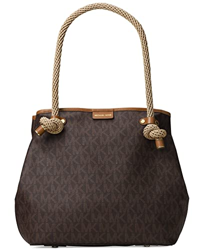 285aea3dec14 Image Unavailable. Image not available for. Color: MICHAEL Michael Kors  Maritime Large Beach Tote ...