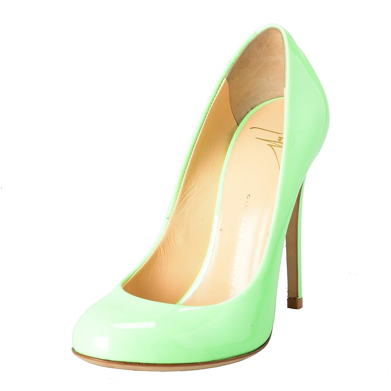 Amazon.com  Giuseppe Zanotti Design Women s Mint Green Pumps High Heels  Shoes US 4.5 IT 35.5  Shoes cae8afb186