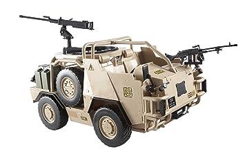 Character Options HM Jackal - Maqueta de vehículo militar ...