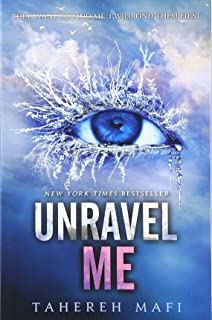 Image result for shatter me book