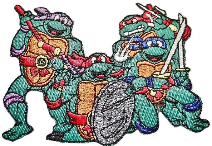 Amazon.com: Teenage Mutant Ninja Turtles Characters Pose 4 ...