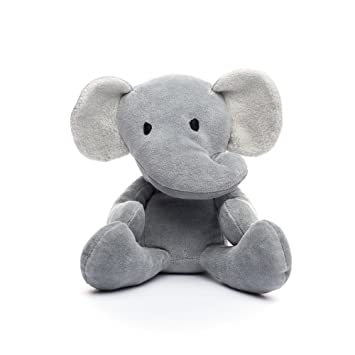 Amazon Com Bears For Humanity Organic Elephant Animal Pals Plush