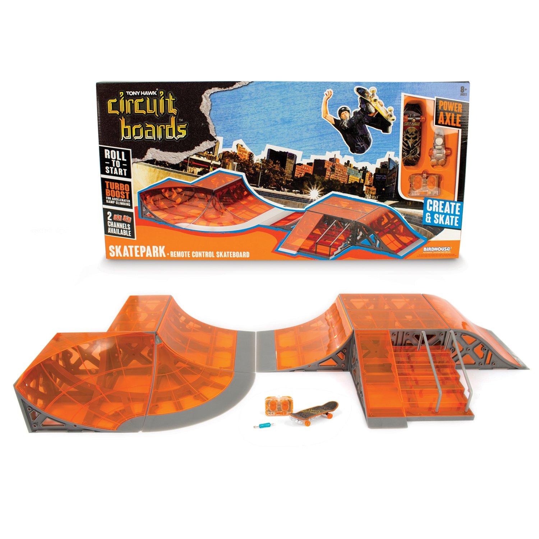 HEXBUG Tony Hawk Circuit Boards Skatepark - Colors May Vary by HEXBUG (Image #2)