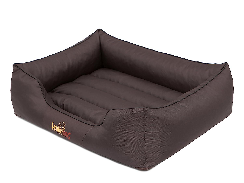 Hobbydog - Cama para Perro, Marrón Oscuro, 3XL (140x115x25 cm): Amazon.es: Productos para mascotas