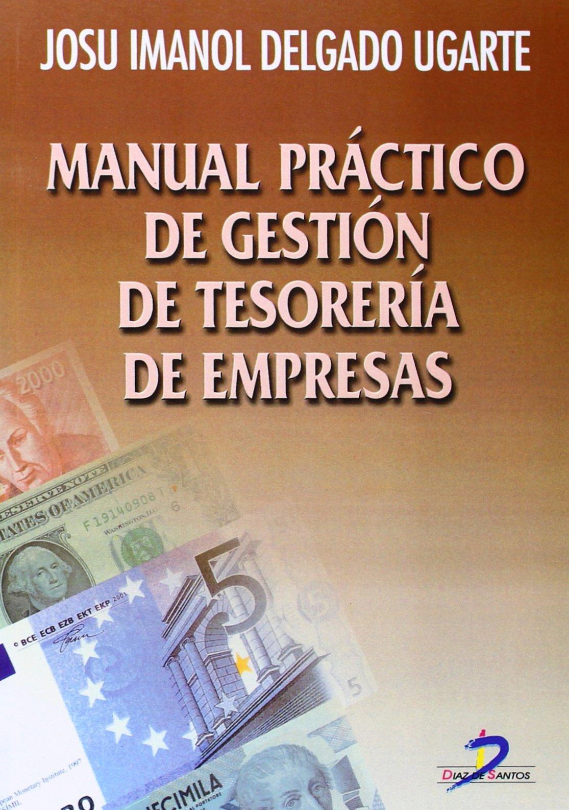 Manual Practico de Gestion de Tesoreria de Empresas (Spanish Edition) ebook