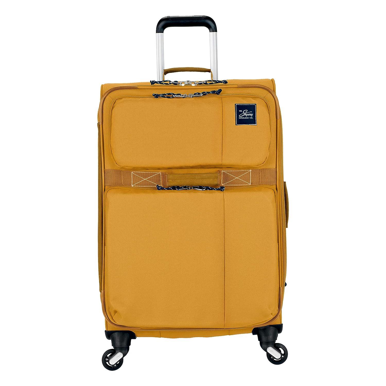 [スカイウェイ] スーツケース キャリーバッグWhidbey 24-inch Spinner Suitcase ウィドビー 24インチ スピナー B07G9WTDBX Honey