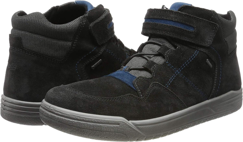 Superfit Jungen Earth-509059 Hohe Sneaker