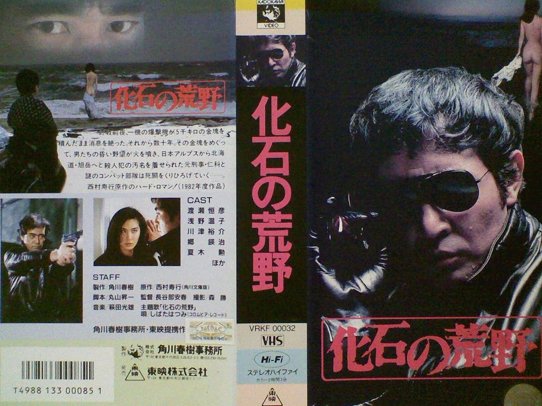 Amazon.co.jp: 化石の荒野[VHS]...