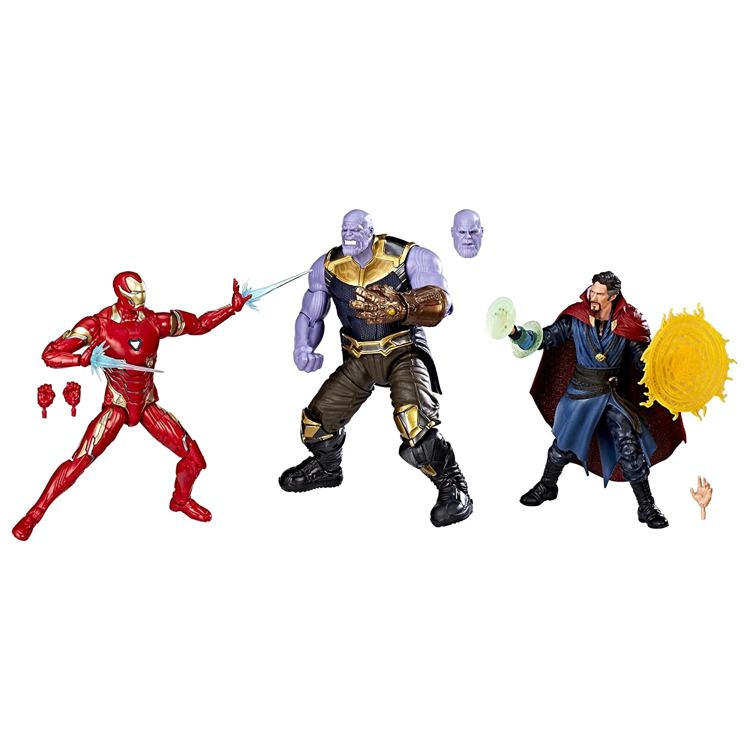 Marvel Studios: The First Ten Years Avengers: Infinity War Figure 3-Pack Hasbro E2451