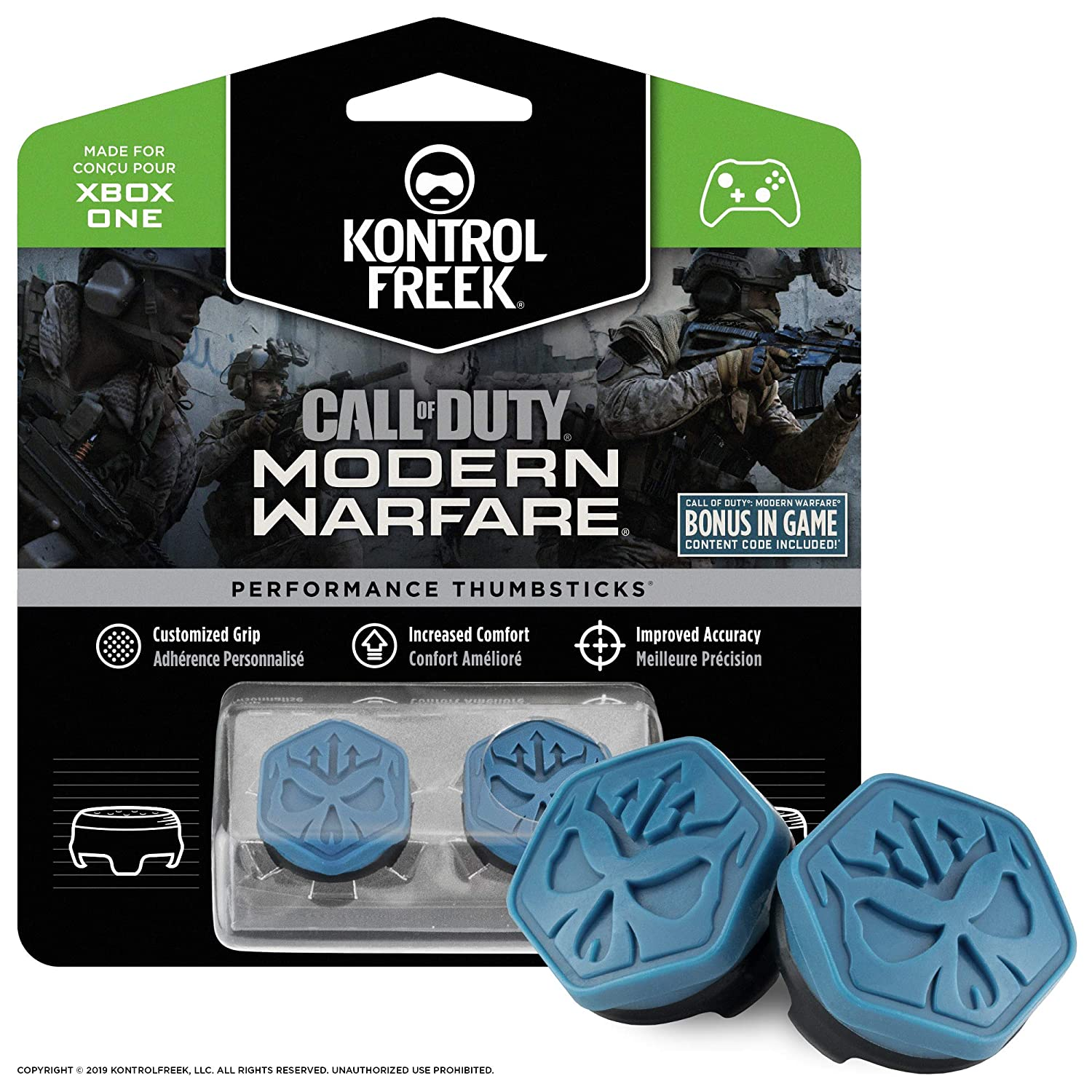 KontrolFreek Call of Duty Modern Warfare xbox one