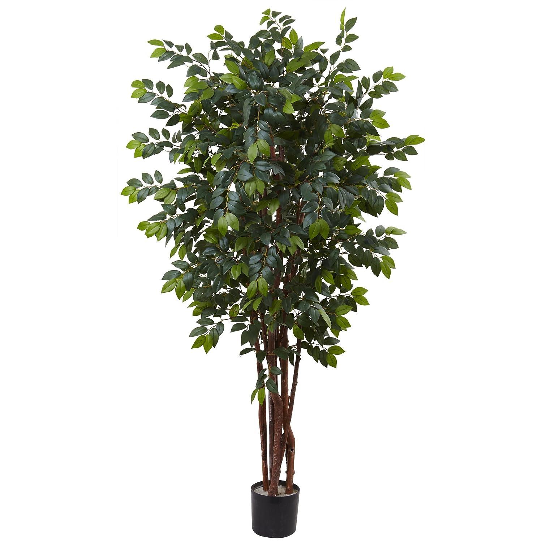 ほぼ自然Sakakiシルクツリー、7 ' B015HHY574