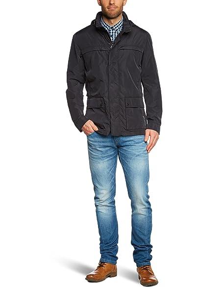Shoppen Sie Geox Herren Jacke Regular Fit M3220JT1872F9000, Gr. 50 ... b92197708f
