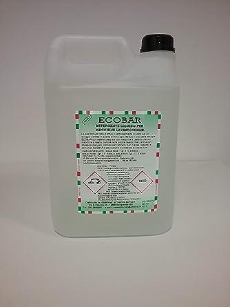 Ecobar - Líquido limpiador para lavavajillas (6 kg): Amazon.es ...