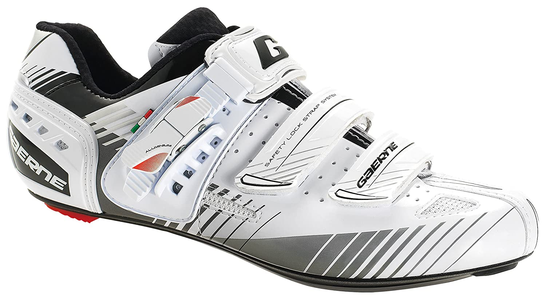gaerne(ガエルネ) シューズ ビンディング 自転車 ロードバイク Gモーション ホワイト 25.5 3279-004-255   B077Y79Q65