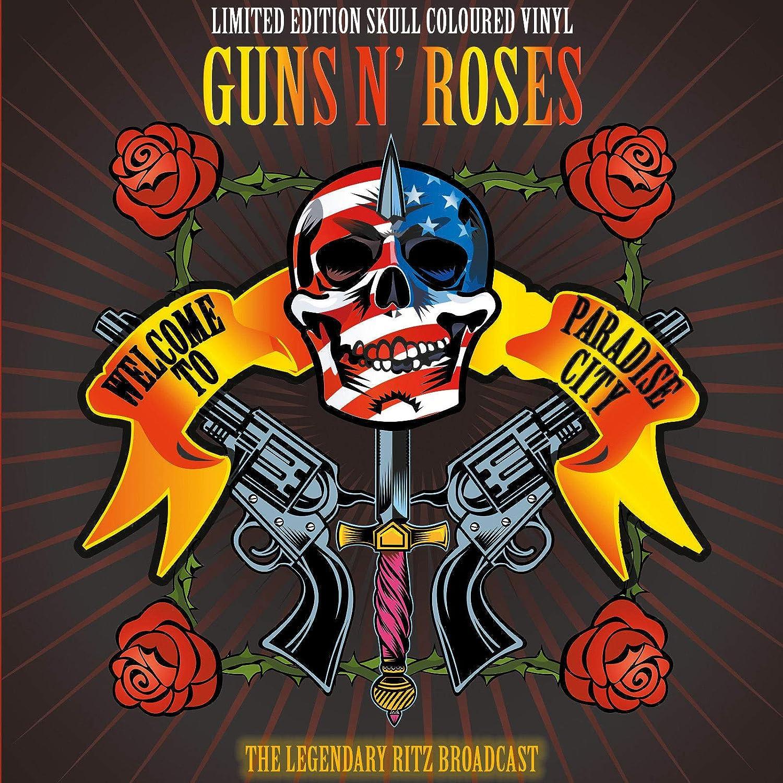 Guns N Roses - The Legendary Ritz Broadcast on Skull