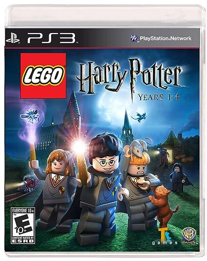 lage prijs nog een kans nieuw aangekomen Lego Harry Potter Years 1 - 4 - PlayStation 3 Standard ...