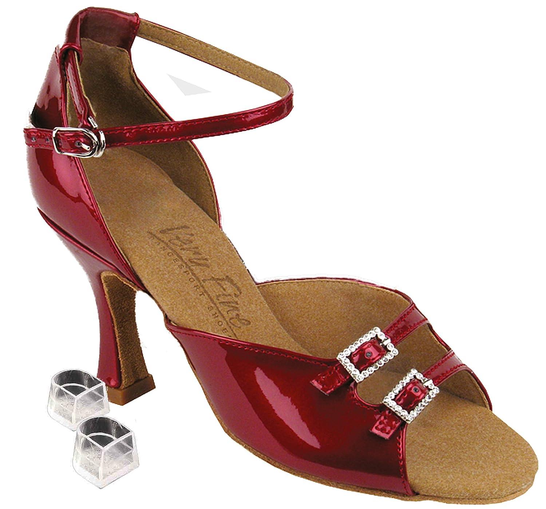 [Very Fine Shoes] レディース B00912R9QG レッド 4.5 (B,M) US