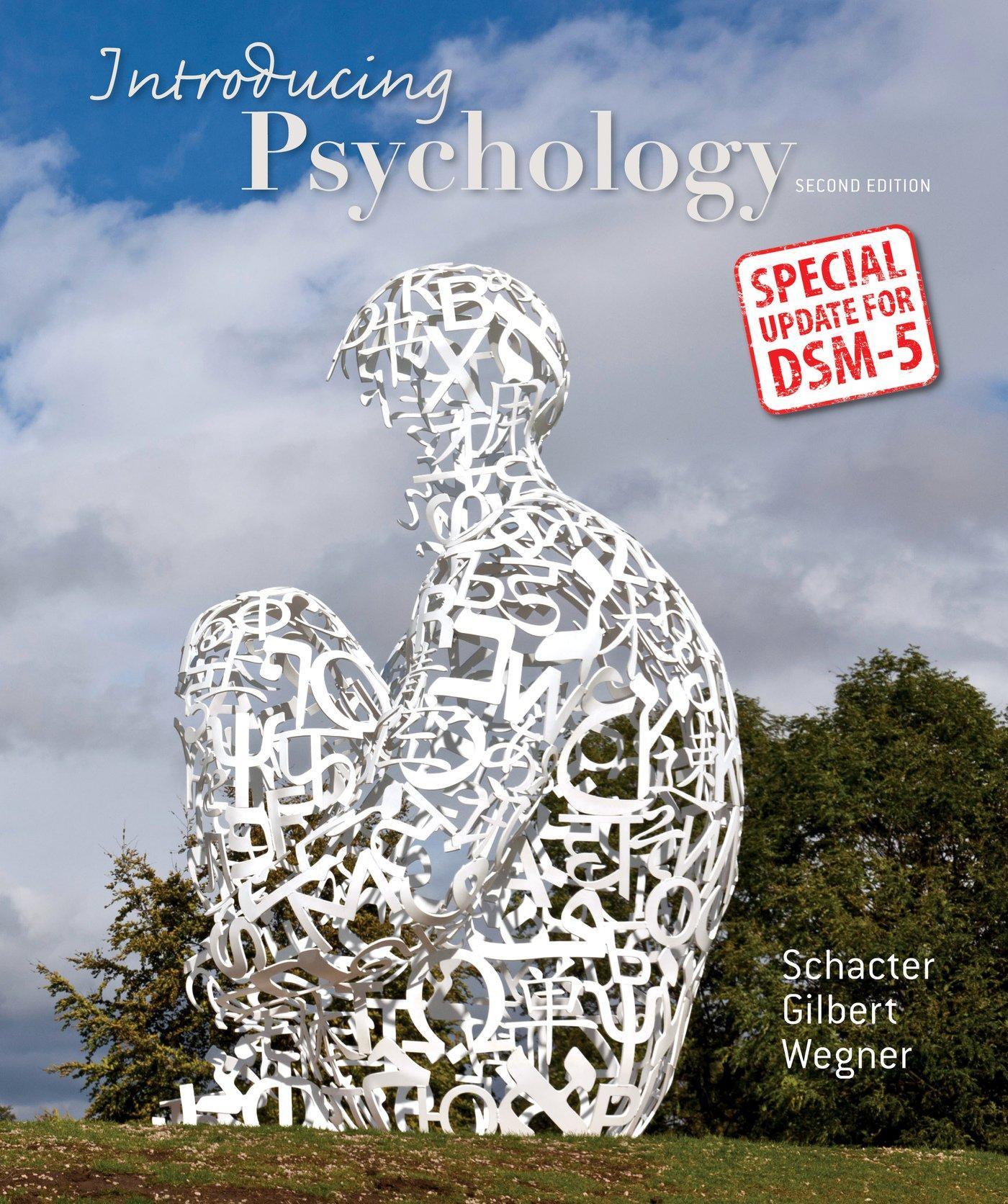 Psychology 2nd (second) edition by schacter, daniel l. , gilbert.