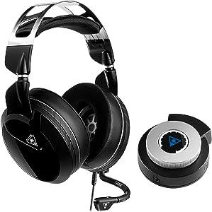 Turtle Beach Elite Pro 2 Auriculares Gaming + Superamp PS4 y PS5, Negro