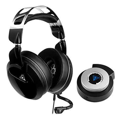Turtle Beach - Elite Pro 2 Auriculares Gaming + Superamp (PS4, PC)