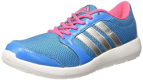 huge discount b5a2b 8db79 Adidas womens altros solar blue metallic silver and semi solar pink mesh  running shoes jpg 500x281