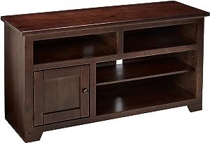 """Progressive Furniture Sonoma 50"""" Console, Espresso Pine"""