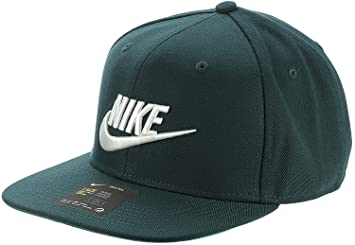 finest selection 124f7 d7220 Nike Pro Casquette Mixte Adulte, Midnight Spruce Pine Green Black (White