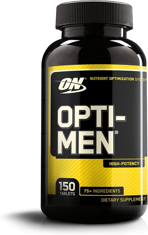 Optimum Nutrition Opti-Men Daily Multivitamins review