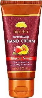 product image for Tree Hut Nourishing Hand Cream Tropical Mango, 3oz, Ultra Hydrating Hand Cream for Nourishing Essential Body Care