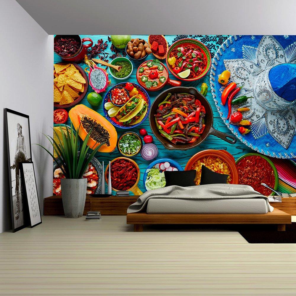 wall26 Self-adhesive Wallpaper Large Wall Mural Series (66''x96'', Artwork - 27)