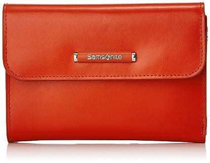 Samsonite 61181/1226 Lady Chic II SLG Monedero, Color Rojo ...