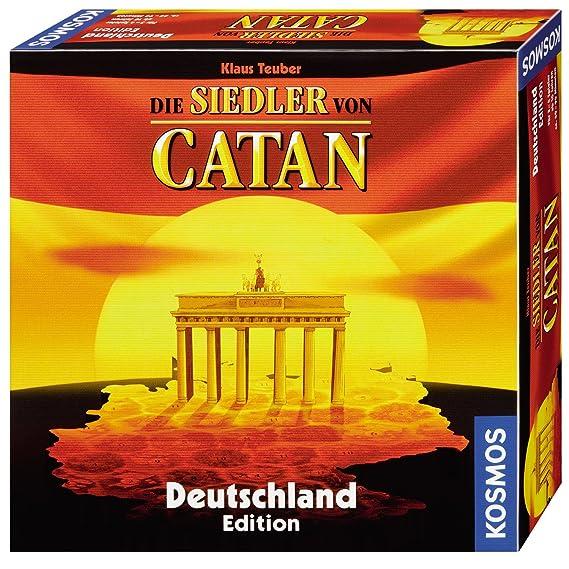 KOSMOS 6906490 Siedler Von Catan - Juego de Mesa sobre ...